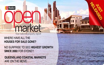 Our Latest LJ Hooker Open Market report
