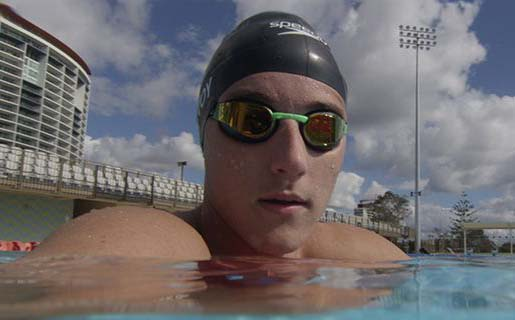 Cameron McEvoy named as second official ambassador for Commonwealth Games
